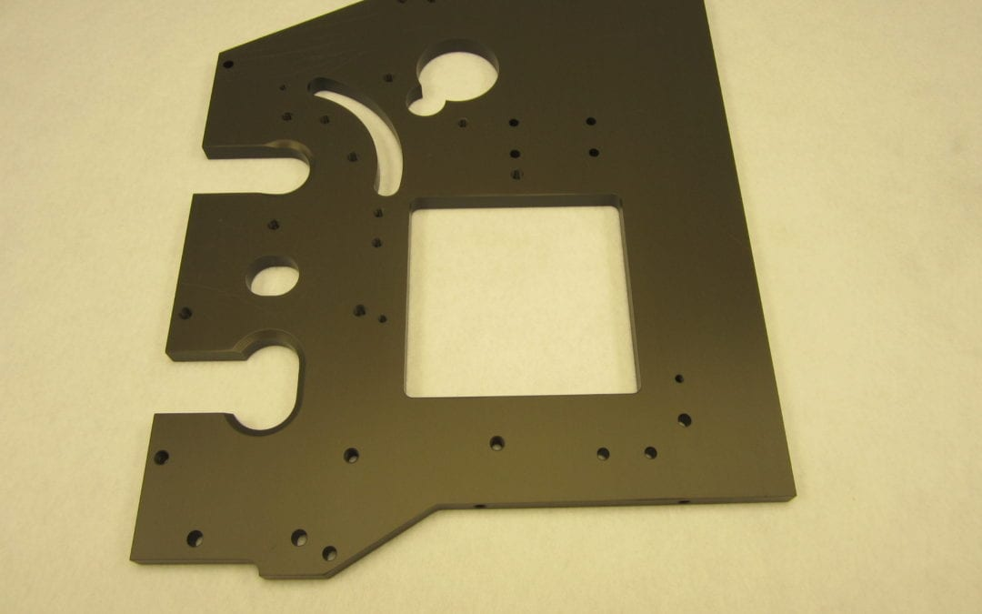 Valence Seattle Operations Offers NEW Anodizing: Black Dye Capabilities