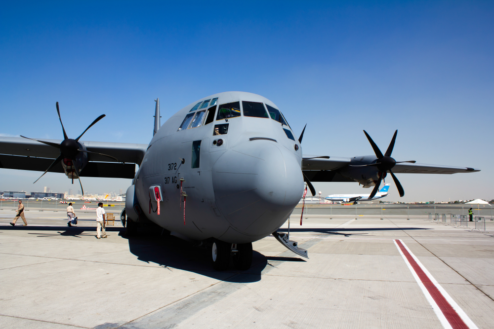 Valence Wichita Receives Lockheed Martin Approvals for the C-130 Hercules